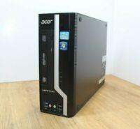 Acer Veriton X4620G Windows 10 SFF PC Intel Core i5 3rd Gen 3.3GHz 4GB 500GB