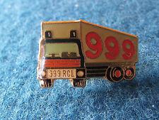 Enamel Badge - 999 Police Lorry