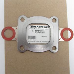 Mercury Marine/Mercruiser  New OEM GASKET-ELBOW 27-864547A02