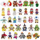 Super Mario Series Shy Guy, Peach, King Koopa, Bowser Jr. Plush Doll Soft Toys For Sale
