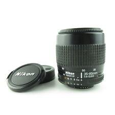 Nikon AF Nikkor 35-80mm 1:4-5.6d OBIETTIVO LENS