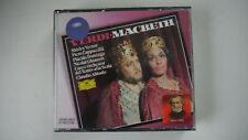 Verdi : Macbeth - Verrett / Cappuccilli / Domingo / Abbado - 2 CD
