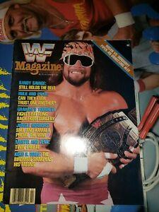 WWF Magazine February/March 1987