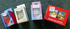 Cup Cake Cases - 4 designs -  Dear Zoo, Ahoy There, Tiny Feet, Miffy Baby - New