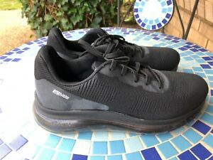 ACTVITTA Black Athletic Running Shoes Size 9 Eur 40 BRAND NEW