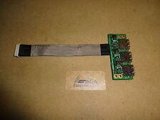 FUJITSU ESPRIMO MOBILE V6555 LAPTOP USB BOARD + CABLE. 6050A2281301