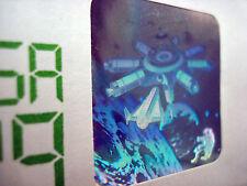 3 - USA 29 Cent Space Station Hologram Unused Envelopes Sc# U625, 1989