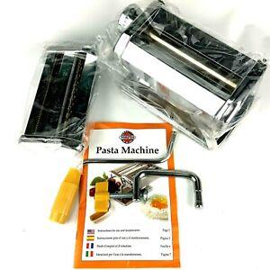 Pasta Machine Heavy Duty NORPRO #1048534 Lasagna Fettuccine Tagliolini Italian