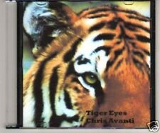 (F415) Chris Avanti, Tiger Eyes - DJ CD