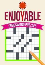 Enjoyable Crossword Puzzles by McLean Author (2013, Paperback)