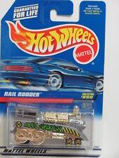 Hot Wheels 1998 Rail Rodder Collect. #850 Gray