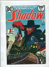 THE SHADOW #1 (7.5) KALUTA ART!