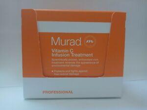 Murad Vitamin C Infusion Treatment Gel and Powder 15 treatments Brand new in box