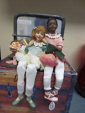 Daddy's Long Legs Ballerinas Addy & China Figurines & KeepSakes Best Friends
