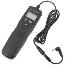 LCD Timer Remote Switch Shutter Release For Canon EOS 60D 300D 600D 1100D 1200D