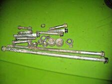 87-90 Honda CBR 600 R 600R cbr600 600RR F1 Engine Motor Bolts screw mount spacer