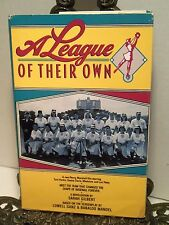 A League of Their Own Girls Prof Baseball Team Movie Tie In Madonna Tom Hanks HB