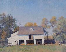Wyeth Convers Newell Pyles Barn Print 11 x 14     #5646