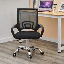 Office Chair Mesh Computer Desk Ergonomic Chairs Swivel Lift Height Adjustable