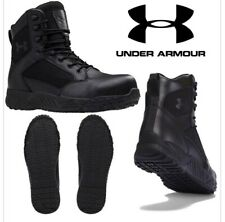 Under Armour UA Stellar Protect Men's Tactical Boots Black Size 12 1276375-001
