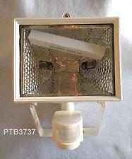 KSR LIGHTING KSR5213WH SIENA 500W T/H FIR FLOODLIGHT - WHITE - HALOGEN, LAMP INC