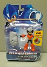 MEGA MAN FULLY CHARGED DELUXE SERIES MEGA MAN DRILL MAN SCHEMATICS ACTION FIGURE