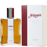 Caron Yatagan EDT 125ml Eau De Toilette for Men New & Sealed
