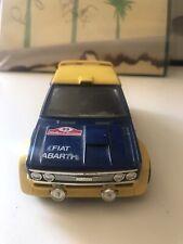 Burago BBURAGO  1/24 Fiat 131 Abarth Olio fiat 23  Good condition   NO PAYPAL