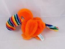 "Knickerbocker Orange Toucan Bird Plush 7"" Korea"