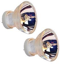 HQRP 2pcs Halogen Lamp bulb for Demetron Optilux 101 400 401