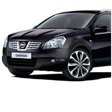 Nissan Qashqai mit SRA 2007-2010 vorne Stoßstange in Wunschfarbe lackiert, NEU!