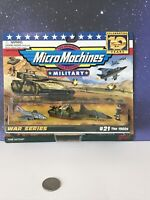 Micro Machines Military Collection 1960s #21 NEW 1997