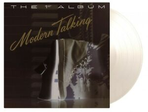 Modern Talking The First Album Vinile Lp 180 Gr. (Vinyl White Limited) Nuovo