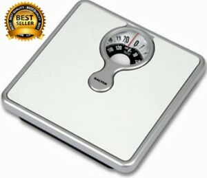 Salter Mechanical Bathroom Scales Easy to Read Magnified Display for Weighing