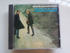 "SIMON & GARFUNKEL ""SOUNDS OF SILENCE""EXCLUSIVE SPANISH CD FROM ""ROCK"" COLLECTION"
