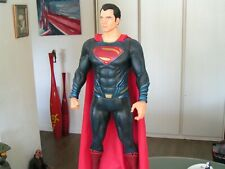 BATMAN VS SUPERMAN CUSTOM  Figurine 80cm 31 inch Jakks Pacific big figs no neca