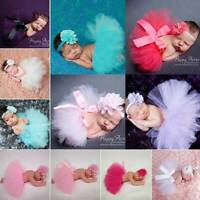 Newborn Baby Girls Boys Crochet Knit Costume Photo Photography Prop Outfits #@