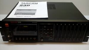 Factory Refurbished Tascam 238 Syncaset 8 Tack Cassette 1Year Warranty Free Ship