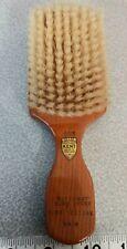 Kent OS11 Soft Men's Rectangular Club Hair Brush Pure Natural Bristle DIPLOMAT