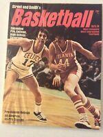 Street & Smith's Pro Basketball Marvin Webster Major Jones 1973-74 050319nonrh
