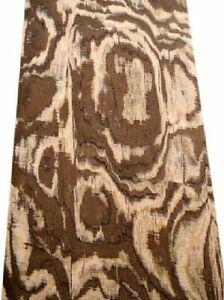 Zebrano Maser Wurzel Holz drechseln SaRaiFo 62x26cm 42/43mm