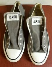 CONVERSE 1J794 GRAY Chuck Taylor ALL STAR Canvas Skate Shoes Size Men 6 Women 8