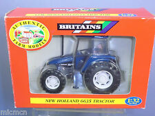 VINTAGE BRITAINS MODEL No.9487 NEW HOLLAND 6635  TRACTOR      VN  MIB