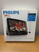 Phillips Portable Digital Tv/radio BRAND NEW