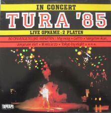 WILL TURA - TURA IN CONCERT '85 - 2 LP