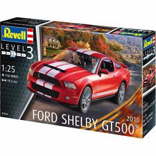REVELL 07044 1:25 échelle 2010 Ford Shelby GT 500 modèle de voiture Kit First Class post