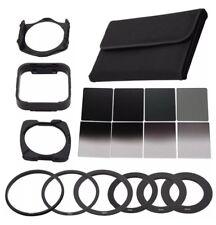 20 in1 Neutral Density Gradual ND Filter Kit Rings Case Holder DSLR Camera Lens