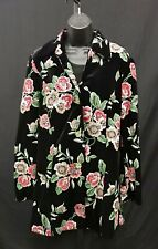 3 Sisters Jacket. Black Velvet floral jacket. New With Tags. Size Small.