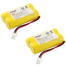 2 Home Phone Battery for Vtech BT175242 BT275242 89-1341-00-00 CS6129-54 50+SOLD