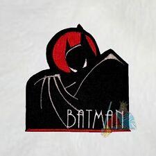 Batman Logo Embroidered Patch Animated Series Robin Joker Penguin Catwoman Wayne